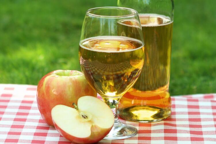 сидр яблочный рецепт с фото