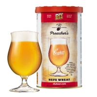 Coopers Preacher`s Hefe Wheat Beer