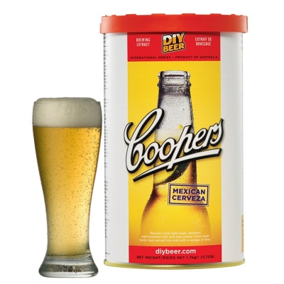 Наборы Coopers Mexican Cerveza