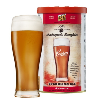 Наборы Coopers Innkeepers Daughter Sparking Ale