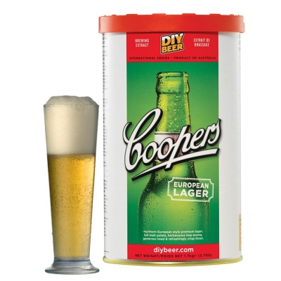Наборы Coopers European Lager